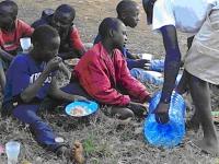 Миссия «Трансформация Африки» начала служение уличным детям