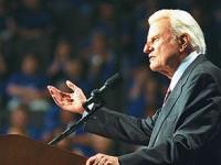 Евангелист Билли Грэм напомнил христианам о ненавидящем Боге
