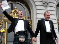 Датских священников обязали венчать гомосексуалистов