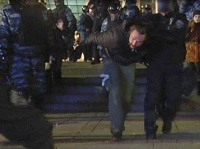 Разгон мирной демонстрации в Киеве: позиция церквей