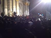 Христианские лидеры о разгоне Евромайдана