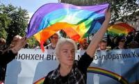 В Киеве впервые в истории Украины состоялся гей-парад