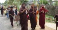 Церкви в Индии испытывают невиданный наплыв прихожан