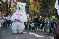 Защищать семью под Верховную Раду пришли даже медведи