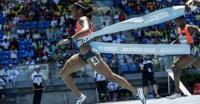 Спринтер прославила Бога за новый мировой рекорд