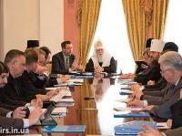 Совет церквей призвал верующих к участию в обороне Украины