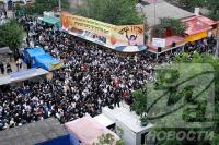 Близько 70 тисяч хасидів святкуватимуть в Умані єврейський Новий рік