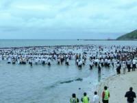 Около 5000 человек приняли крещение в Папуа – Новая Гвинея